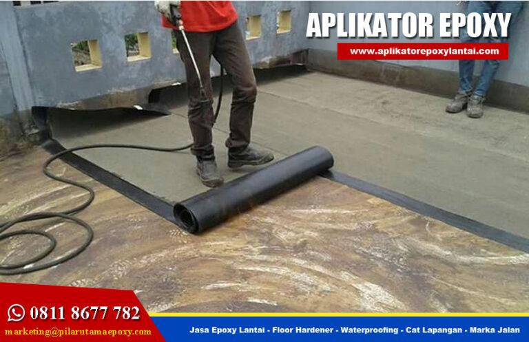 Harga Waterproofing Membran Bakar Terlengkap